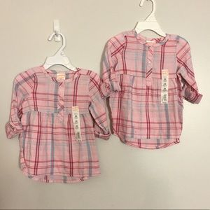 Brand New With Tags 24m Jumping Beans Tops